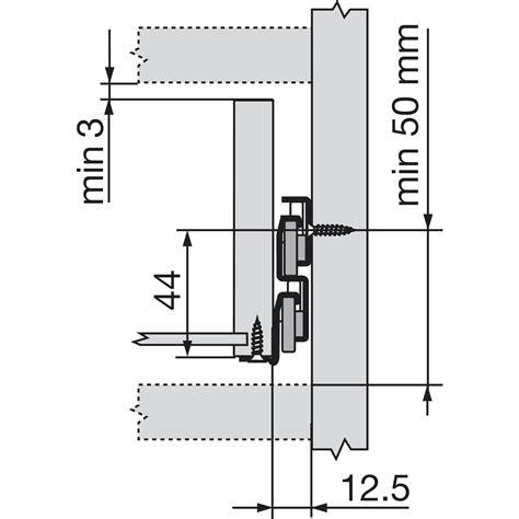 schublade vollauszug blum standard 430e rollschubf 252 hrung vollauszug l 228 nge