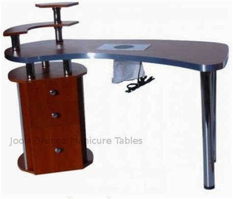Manicure Table Ls by Jools Orange Manicure Tables Nail Furniture