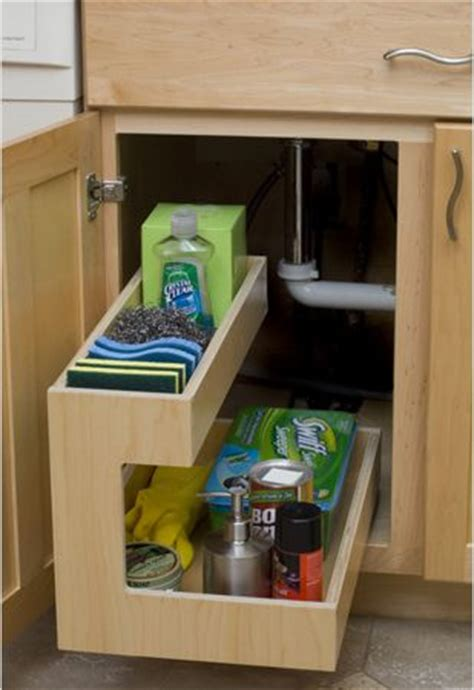 kitchen under sink storage best space savers for your kitchen