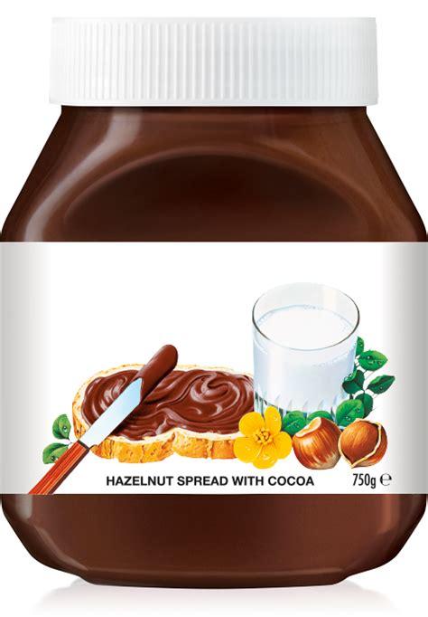 design nutella label 25 best ideas about nutella label on pinterest puppy