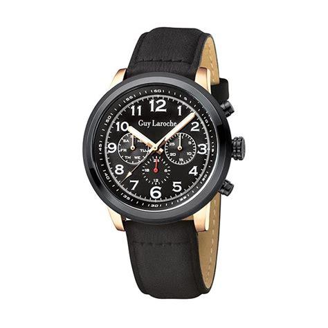 Jam Tangan Wanita Laroche jual laroche g3012 01 jam tangan pria hitam harga kualitas terjamin blibli