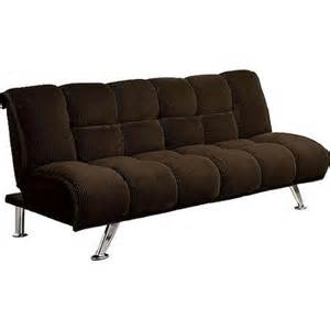 sofa chair walmart furniture of america maybelle futon convertible sofa bed
