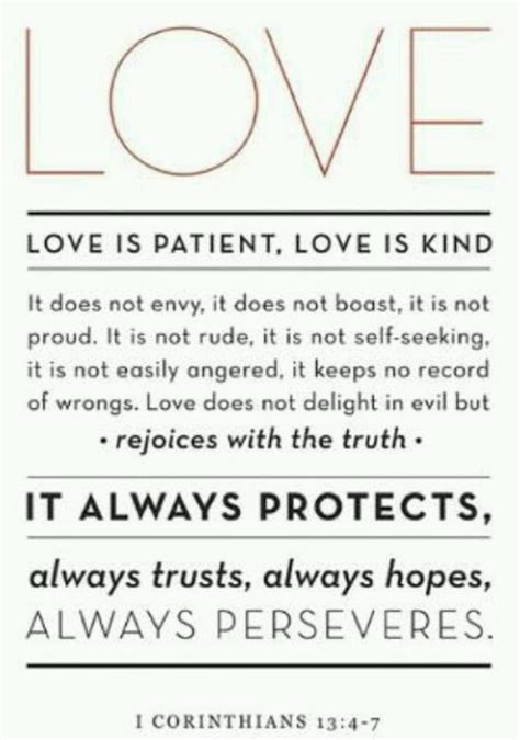 1 corinthians 13 4 7 love is patient love is kind