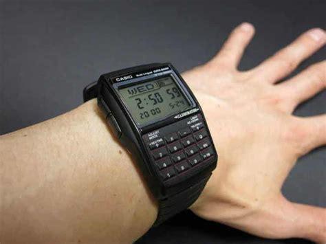 casio calcolatrice casio databank l orologio casio con calcolatrice