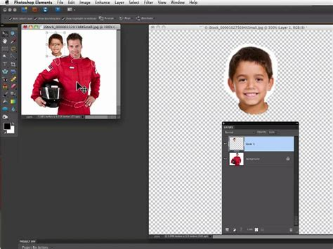 photoshop elements tutorials replace a