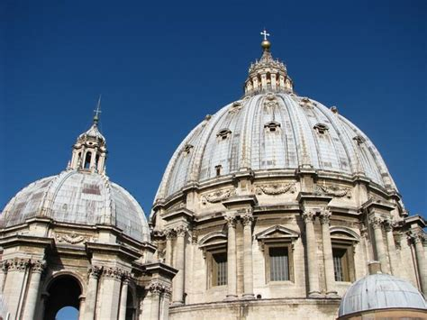 engineeringrome the engineering behind saint peter s origin and use of roman engineering