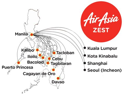 airasia destinations airasia zest now in the philippines pinoy fitness