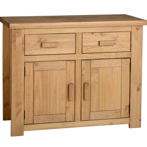 paulo 2 door 2 drawer sideboard solid pine at wilko com