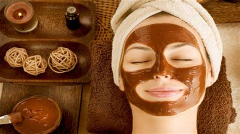 Masker Coklat Whitening Mask Cocoa chocolate mask recipe for moisturizing your