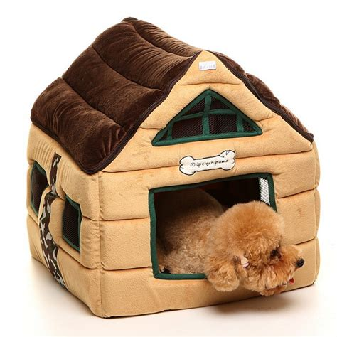 zip up bed zip up pet dog house bed free shipping worldwide little pet planet