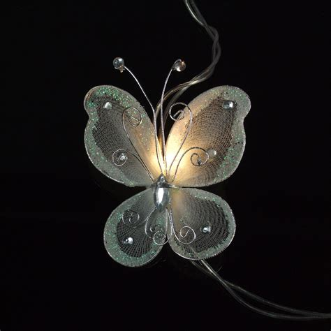 Butterfly String - butterfly string lights battery