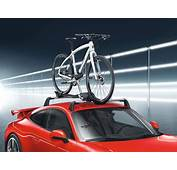 Porsche Bicycle Rack