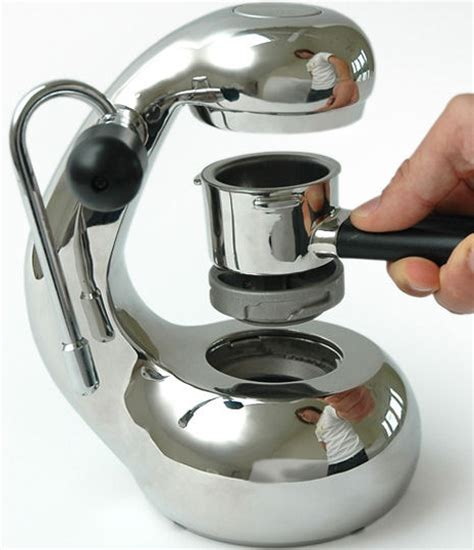 espresso maker how it works otto espresso maker notcot