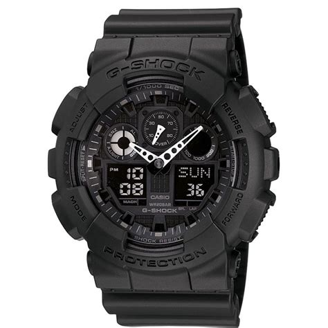 Casio G Shock Ga 100 Best Seller zegarek m苹ski casio g shock ga 100 1a1er pl shop邃