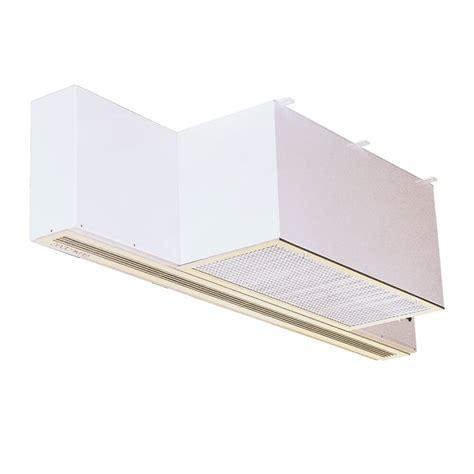 high velocity air curtain high output ess type d air curtain air curtains uk