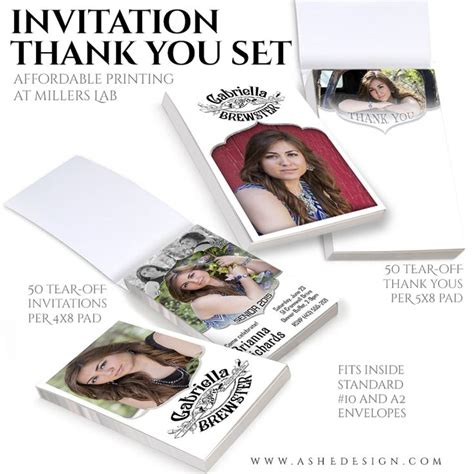 102 Best Images About Senior Photoshop Templates On Pinterest Photoshop Templates And Yearbooks 4x8 Invitation Template