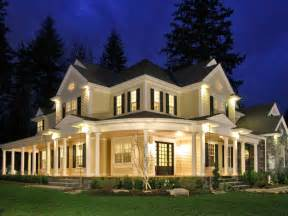 farmhouse house plans with wrap around porch four great styles for the front porch