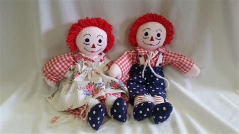 Handmade Dolls For Sale - handmade raggedy and andy dolls for sale classifieds