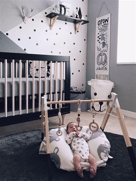 Baby Boy Bedroom by Monochrome Zoo Nursery Babalooni Zoo Nursery Baby
