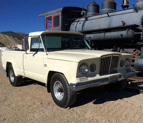 jeep cadillac 500ci cadillac power 1969 jeep gladiator bring a trailer