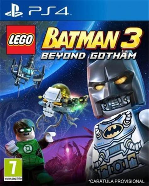 Ps4 Lego Batman 3 Beyond Gotham Reg 2 lego batman 3 beyond gotham ps4 de ps4 en fnac es comprar videojuegos en fnac es