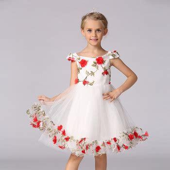 Dress Baby 8 2 8 years up flower dress baby wedding dress