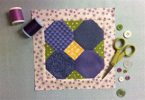 flower pattern quilt block may flowers stitch a scrappy flower quilt block