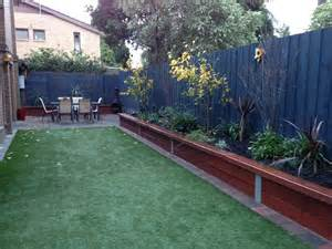 treated pine sleepers great choice for retaining walls