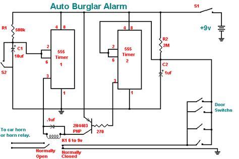paired wire alarm circuit diagram 28 images 17 best