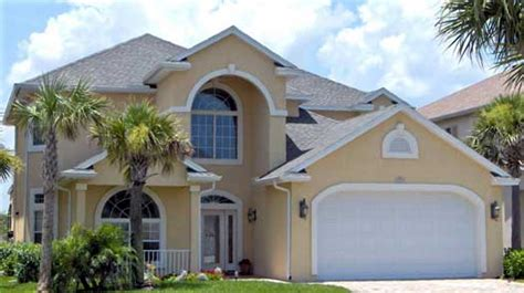 two story florida house plans florida style house plans 2967 square foot home 2 story 5 bedroom and 3 bath 2