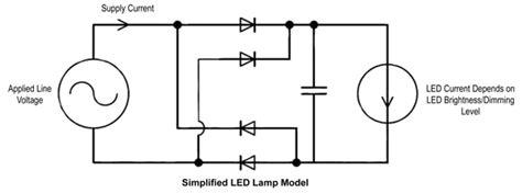 capacitor led dim led dimming wiring diagram capacitor wiring diagrams