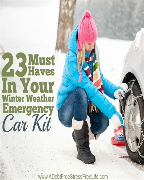 Philosophy Winter Weather Survival Kit by 23 Must Haves In Your Winter Weather Emergency Car Kit