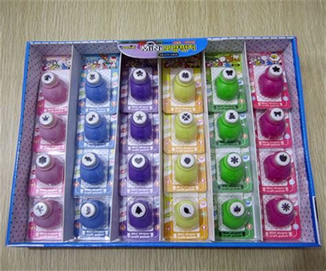 paper craft punch set free shipping of craft punch set 24 cards box for