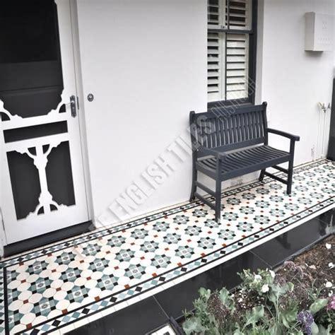 verandah tiles verandah heritage tessellated tiles verandah 49 home