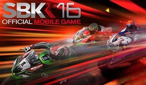 sbk15 official mobile game mod apk data download free sbk16 official mobile game v1 0 2apk data