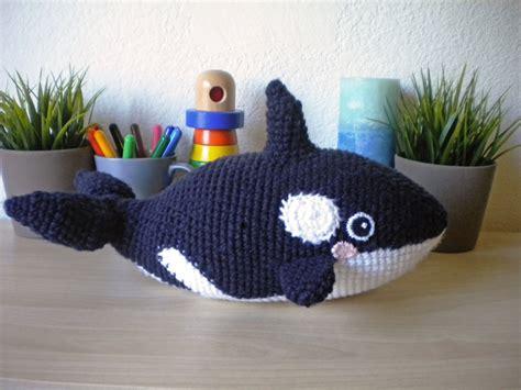 amigurumi pattern whale killer whale amigurumi by drewbieszoo on deviantart