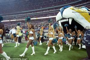 Dallas Cowboys Vs Jacksonville Jaguars Wembley Tickets All Three Nfl To Kick Early In The