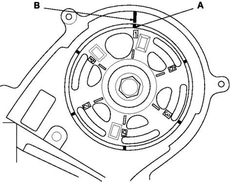 repair guides engine mechanical components crankshaft der front cover timing belt