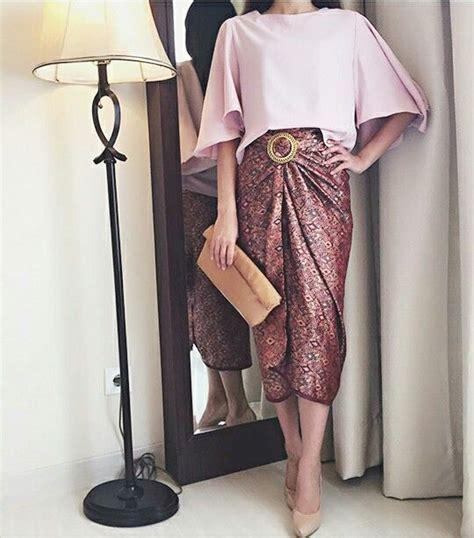 Set Batwing Kebaya Batik 2191 best eveline fashion 2 images on skirts