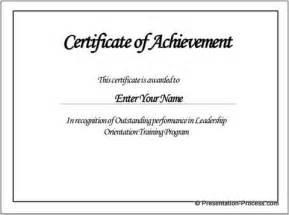 Borderless Certificate Templates by Create Powerpoint Certificate Template Easily
