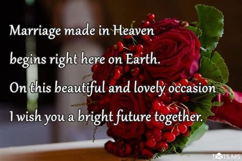 Wedding Congratulations And Quotes by Congratulations Wishes For Marriage Quotes Messages