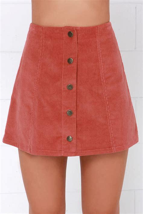 a line corduroy skirt dress ala