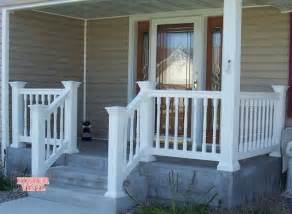 25 best ideas about front porch railings on