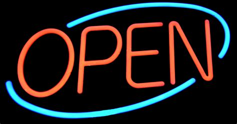shop open sign lights free images light window number advertising line