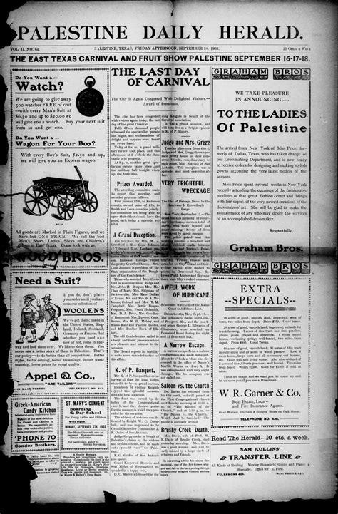 Palestine Daily Herald (Palestine, Tex), Vol. 2, No. 64