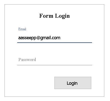 coding membuat form login html membuat form login unik dengan html dan css pojok code