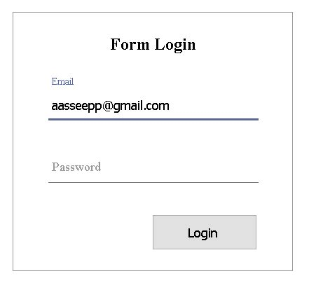 membuat form input dengan html dan css membuat form login unik dengan html dan css pojok code