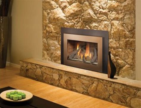 Gas Fireplace Insert Manufacturers by The E44 Gas Fireplace Insert