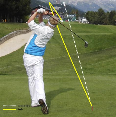 golf swing shank causes golf swing tips 8 how to hit a fade golfmagic