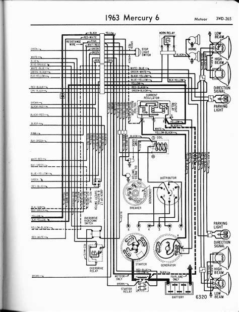 1963 mercury et wiring diagram wiring diagram manual mercury wiring diagrams car manual project 1962 6 v8 meteor wiring diagram library